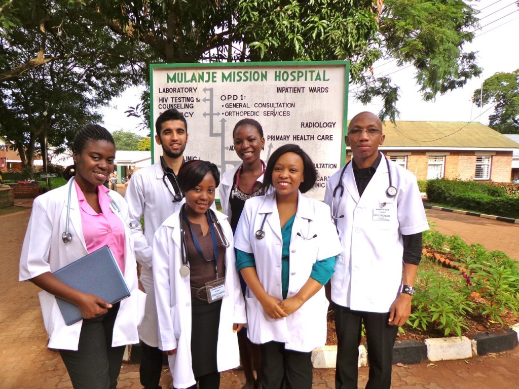 College of medicine students January 2013
