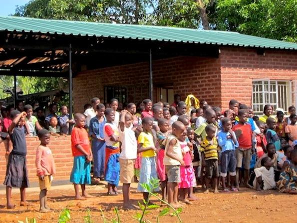 Children at Chibanthi